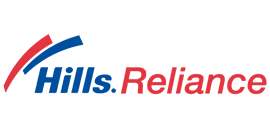 Hills Reliance Logo