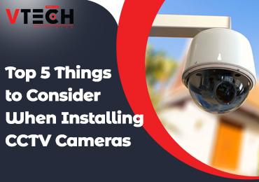 Installing CCTV Camera Melbourne